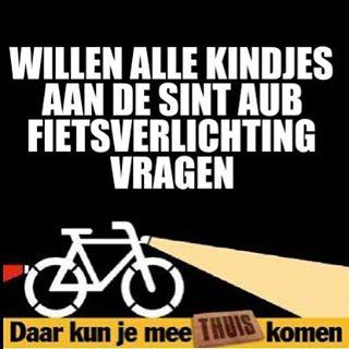 Samen maken we uw fietsverlichting in orde