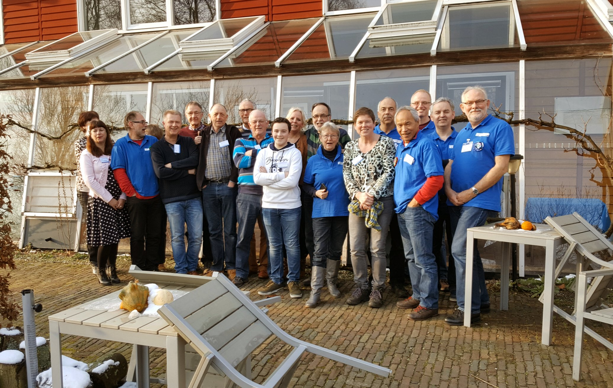 Repair Cafe in De Papaver goed bezocht!