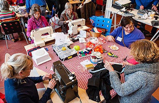 Hulp nodig bij naai-, haak- of breiwerk?