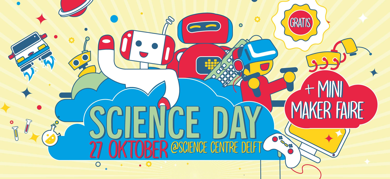 Science Day en Mini Maker Faire