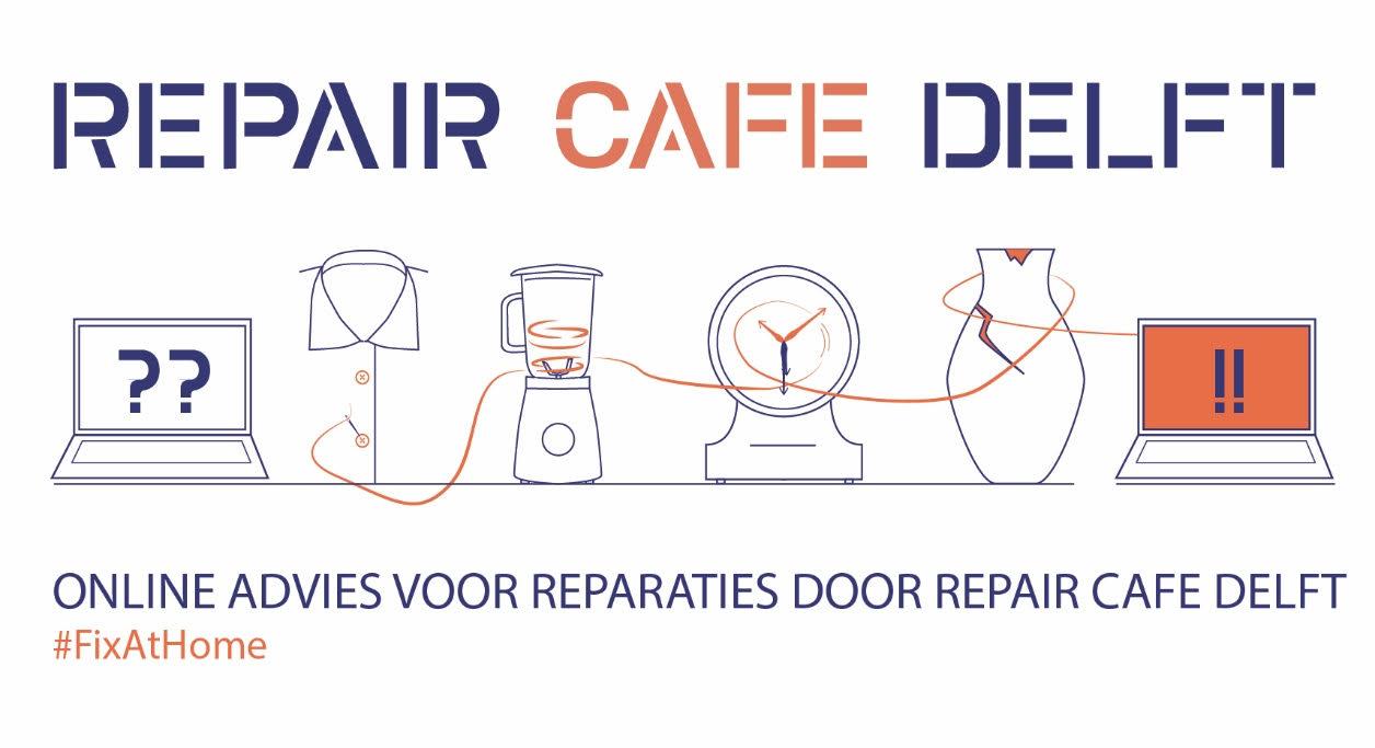 Repair Café digitaal!